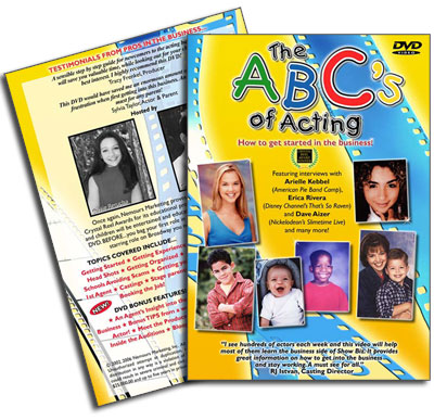 acting auditions, become an actor, actors salary, casting calls, abcs of acting, ross report, acting dvd, learn acting, hot to act, showbiz ltd, actor, actress, ross reports, how to act, casting director labels, become a model, acting schools, modeling schools